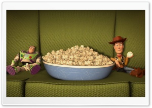 Toy Story HD Wide Wallpaper for 4K UHD Widescreen desktop & smartphone
