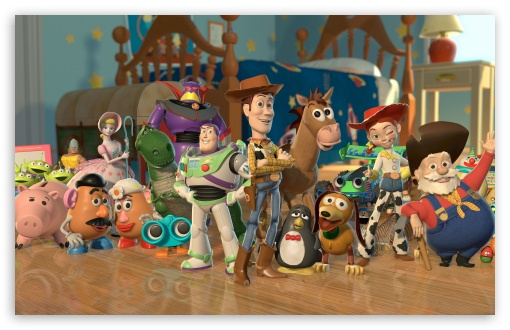Toy Story 2 Characters HD wallpaper for Wide 16:10 5:3 Widescreen WHXGA WQXGA WUXGA WXGA WGA ; HD 16:9 High Definition WQHD QWXGA 1080p 900p 720p QHD nHD ; Standard 3:2 Fullscreen DVGA HVGA HQVGA devices ( Apple PowerBook G4 iPhone 4 3G 3GS iPod Touch ) ; Mobile 5:3 3:2 16:9 - WGA DVGA HVGA HQVGA devices ( Apple PowerBook G4 iPhone 4 3G 3GS iPod Touch ) WQHD QWXGA 1080p 900p 720p QHD nHD ;
