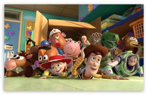 Toy Story 3 Box Toy HD wallpaper for Wide 16:10 5:3 Widescreen WHXGA WQXGA WUXGA WXGA WGA ; HD 16:9 High Definition WQHD QWXGA 1080p 900p 720p QHD nHD ; Mobile 5:3 16:9 - WGA WQHD QWXGA 1080p 900p 720p QHD nHD ; Dual 5:4 QSXGA SXGA ;