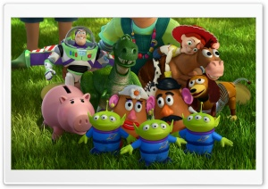 Toy Story 3 Comedy HD Wide Wallpaper for Widescreen