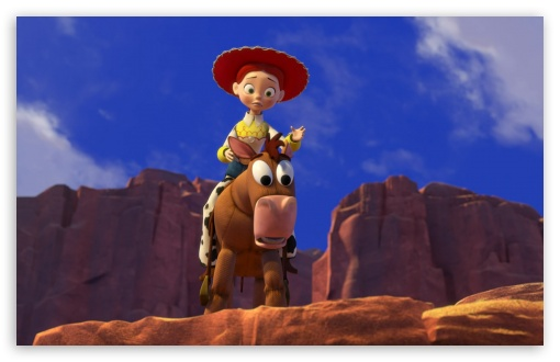Toy Story 3 Jessie HD wallpaper for Wide 16:10 5:3 Widescreen WHXGA WQXGA WUXGA WXGA WGA ; HD 16:9 High Definition WQHD QWXGA 1080p 900p 720p QHD nHD ; Standard 4:3 5:4 3:2 Fullscreen UXGA XGA SVGA QSXGA SXGA DVGA HVGA HQVGA devices ( Apple PowerBook G4 iPhone 4 3G 3GS iPod Touch ) ; Tablet 1:1 ; iPad 1/2/Mini ; Mobile 4:3 5:3 3:2 16:9 5:4 - UXGA XGA SVGA WGA DVGA HVGA HQVGA devices ( Apple PowerBook G4 iPhone 4 3G 3GS iPod Touch ) WQHD QWXGA 1080p 900p 720p QHD nHD QSXGA SXGA ;