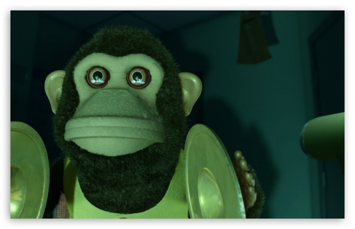Toy Story 3 Monkey Scary HD wallpaper for Wide 16:10 5:3 Widescreen WHXGA WQXGA WUXGA WXGA WGA ; HD 16:9 High Definition WQHD QWXGA 1080p 900p 720p QHD nHD ; Standard 4:3 5:4 3:2 Fullscreen UXGA XGA SVGA QSXGA SXGA DVGA HVGA HQVGA devices ( Apple PowerBook G4 iPhone 4 3G 3GS iPod Touch ) ; Tablet 1:1 ; iPad 1/2/Mini ; Mobile 4:3 5:3 3:2 16:9 5:4 - UXGA XGA SVGA WGA DVGA HVGA HQVGA devices ( Apple PowerBook G4 iPhone 4 3G 3GS iPod Touch ) WQHD QWXGA 1080p 900p 720p QHD nHD QSXGA SXGA ;