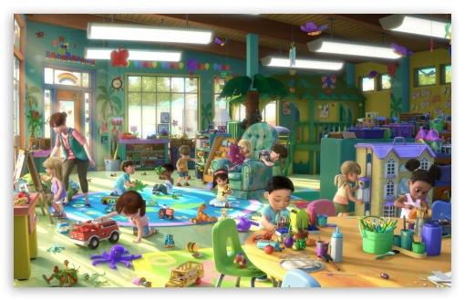 Toy Story 3 Playtime HD wallpaper for Wide 16:10 5:3 Widescreen WHXGA WQXGA WUXGA WXGA WGA ; HD 16:9 High Definition WQHD QWXGA 1080p 900p 720p QHD nHD ; Standard 5:4 Fullscreen QSXGA SXGA ; Mobile 5:3 16:9 5:4 - WGA WQHD QWXGA 1080p 900p 720p QHD nHD QSXGA SXGA ;