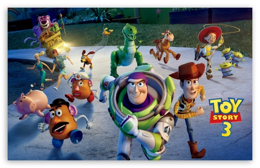 Toy Story 3 The Great Escape HD wallpaper for Wide 16:10 5:3 Widescreen WHXGA WQXGA WUXGA WXGA WGA ; Standard 3:2 Fullscreen DVGA HVGA HQVGA devices ( Apple PowerBook G4 iPhone 4 3G 3GS iPod Touch ) ; Mobile 5:3 3:2 - WGA DVGA HVGA HQVGA devices ( Apple PowerBook G4 iPhone 4 3G 3GS iPod Touch ) ;