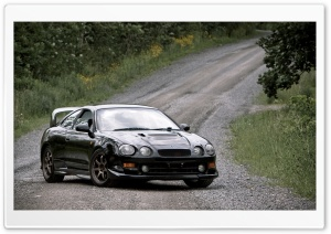Toyota Celica GT4 HD Wide Wallpaper for Widescreen