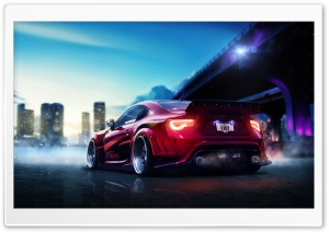 Toyota GT86 HD Wide Wallpaper for Widescreen
