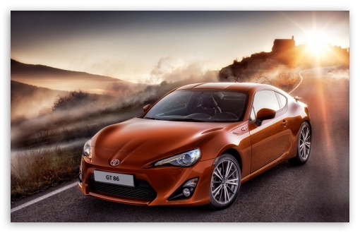 Toyota GT 86 2012 4K HD Desktop Wallpaper For 4K Ultra HD
