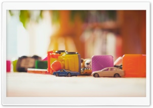 Toys HD Wide Wallpaper for Widescreen