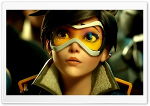 Tracer Ultra HD Wallpaper for 4K UHD Widescreen desktop, tablet & smartphone