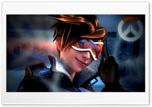 Tracer HD Wide Wallpaper for 4K UHD Widescreen desktop & smartphone