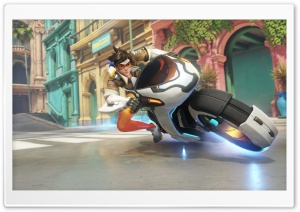 Tracers Hovercycle Ultra HD Wallpaper for 4K UHD Widescreen desktop, tablet & smartphone