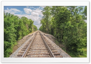 Tracks HD Wide Wallpaper for Widescreen