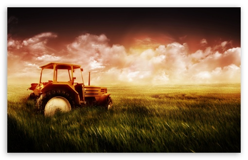 Tractor in Field ❤ 4K UHD Wallpaper for Wide 16:10 5:3 Widescreen WHXGA WQXGA WUXGA WXGA WGA ; Standard 4:3 3:2 Fullscreen UXGA XGA SVGA DVGA HVGA HQVGA ( Apple PowerBook G4 iPhone 4 3G 3GS iPod Touch ) ; Tablet 1:1 ; iPad 1/2/Mini ; Mobile 4:3 5:3 3:2 16:9 5:4 - UXGA XGA SVGA WGA DVGA HVGA HQVGA ( Apple PowerBook G4 iPhone 4 3G 3GS iPod Touch ) 2160p 1440p 1080p 900p 720p QSXGA SXGA ;