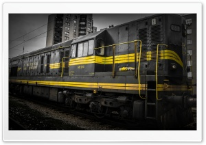 Train HD Wide Wallpaper for Widescreen