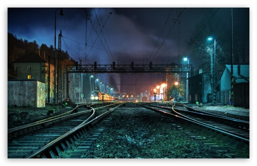 Train Station At Night HD wallpaper for Wide 16:10 5:3 Widescreen WHXGA WQXGA WUXGA WXGA WGA ; HD 16:9 High Definition WQHD QWXGA 1080p 900p 720p QHD nHD ; Standard 4:3 5:4 3:2 Fullscreen UXGA XGA SVGA QSXGA SXGA DVGA HVGA HQVGA devices ( Apple PowerBook G4 iPhone 4 3G 3GS iPod Touch ) ; Tablet 1:1 ; iPad 1/2/Mini ; Mobile 4:3 5:3 3:2 16:9 5:4 - UXGA XGA SVGA WGA DVGA HVGA HQVGA devices ( Apple PowerBook G4 iPhone 4 3G 3GS iPod Touch ) WQHD QWXGA 1080p 900p 720p QHD nHD QSXGA SXGA ; Dual 16:10 4:3 5:4 WHXGA WQXGA WUXGA WXGA UXGA XGA SVGA QSXGA SXGA ;