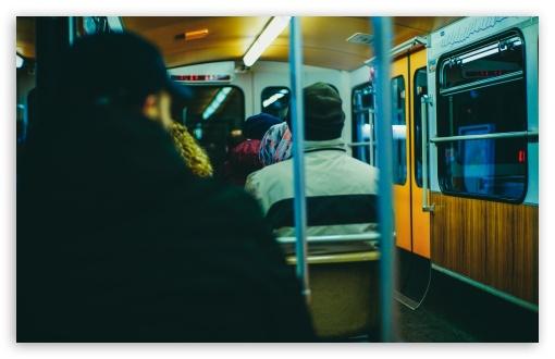 Download Tram HD Wallpaper