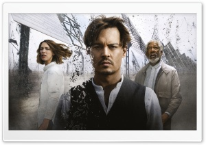 Transcendence Johnny Depp HD Wide Wallpaper for Widescreen