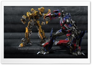 Transformers 1 HD Wide Wallpaper for Widescreen