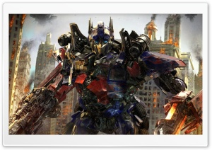 Transformers 3 HD Wide Wallpaper for 4K UHD Widescreen desktop & smartphone