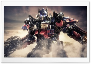 Transformers HD Wide Wallpaper for Widescreen