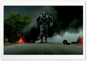 Transformers 4 HD Wide Wallpaper for Widescreen