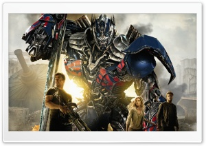 Transformers 4 Age of Extinction 2014 Movie HD Wide Wallpaper for Widescreen