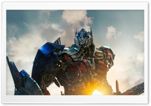 Transformers 4 Age of Extinction Optimus Prime HD Wide Wallpaper for 4K UHD Widescreen desktop & smartphone