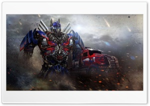 Transformers 4 Age of Extinction Wallpaper HD For Dekstop Background Optimus Prime  Ultra HD Wallpaper for 4K UHD Widescreen desktop, tablet & smartphone