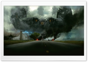 Transformers 4 Lockdown HD Wide Wallpaper for Widescreen