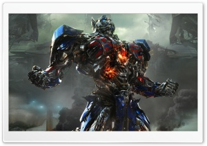 Transformers 4 Optimus Prime HD Wide Wallpaper for 4K UHD Widescreen desktop & smartphone