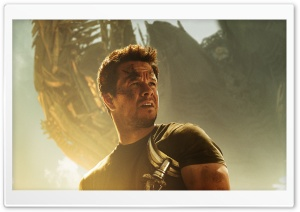 Transformers Age of Extinction Mark Wahlberg Ultra HD Wallpaper for 4K UHD Widescreen desktop, tablet & smartphone