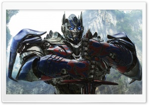 Transformers Age of Extinction Optimus Prime HD Wide Wallpaper for 4K UHD Widescreen desktop & smartphone