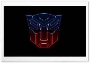 Transformers Autobots Logo Widescreen HD Wide Wallpaper for 4K UHD Widescreen desktop & smartphone