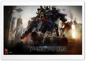 Transformers Dark Of The Moon 2011 HD Wide Wallpaper for Widescreen