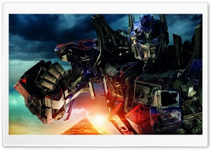Transformers Optimus Prime Ultra HD Wallpaper for 4K UHD Widescreen desktop, tablet & smartphone