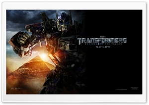 Transformers Revenge Of The Fallen HD Wide Wallpaper for 4K UHD Widescreen desktop & smartphone