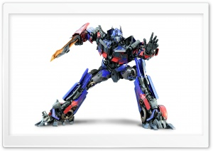 Transformers Robot HD Wide Wallpaper for Widescreen