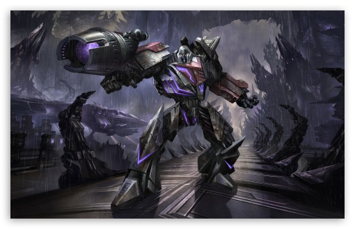 Transformers The Game, Megatron HD wallpaper for Wide 16:10 5:3 Widescreen WHXGA WQXGA WUXGA WXGA WGA ; HD 16:9 High Definition WQHD QWXGA 1080p 900p 720p QHD nHD ; Standard 4:3 5:4 3:2 Fullscreen UXGA XGA SVGA QSXGA SXGA DVGA HVGA HQVGA devices ( Apple PowerBook G4 iPhone 4 3G 3GS iPod Touch ) ; Tablet 1:1 ; iPad 1/2/Mini ; Mobile 4:3 5:3 3:2 5:4 - UXGA XGA SVGA WGA DVGA HVGA HQVGA devices ( Apple PowerBook G4 iPhone 4 3G 3GS iPod Touch ) QSXGA SXGA ;