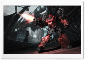 Transformers War For Cybertron Screenshot HD Wide Wallpaper for Widescreen