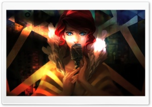 Transistor 2014 HD Wide Wallpaper for 4K UHD Widescreen desktop & smartphone
