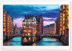 Travel Europe HD Wide Wallpaper for Widescreen