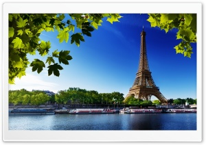 Travel Paris HD Wide Wallpaper for Widescreen