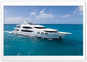 Travel Yacht HD Wide Wallpaper for Widescreen