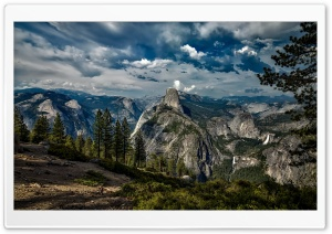 Travel Yosemite National Park HD Wide Wallpaper for Widescreen