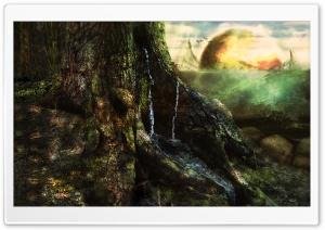 Tree Of Worlds Ultra HD Wallpaper for 4K UHD Widescreen desktop, tablet & smartphone