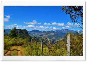 Tres Picos - Nova Friburgo-Brazil HD Wide Wallpaper for Widescreen