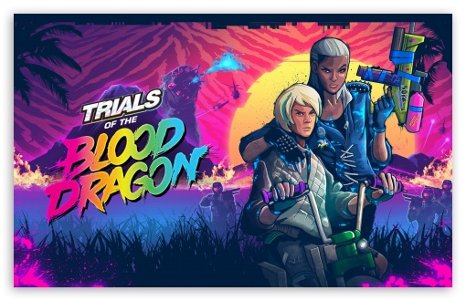 Trials of the Blood Dragon ❤ 4K UHD Wallpaper for Wide 16:10 5:3 Widescreen WHXGA WQXGA WUXGA WXGA WGA ; 4K UHD 16:9 Ultra High Definition 2160p 1440p 1080p 900p 720p ; Standard 4:3 3:2 Fullscreen UXGA XGA SVGA DVGA HVGA HQVGA ( Apple PowerBook G4 iPhone 4 3G 3GS iPod Touch ) ; iPad 1/2/Mini ; Mobile 4:3 5:3 3:2 16:9 - UXGA XGA SVGA WGA DVGA HVGA HQVGA ( Apple PowerBook G4 iPhone 4 3G 3GS iPod Touch ) 2160p 1440p 1080p 900p 720p ;