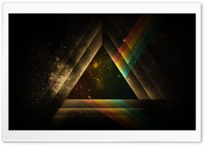 Triangle HD Wide Wallpaper for Widescreen