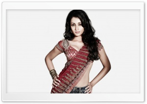 Trisha HD Wide Wallpaper for Widescreen