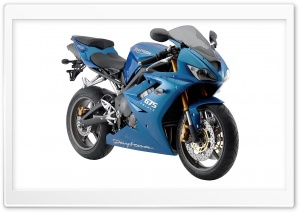 Triumph Daytona 675 Triple HD Wide Wallpaper for Widescreen